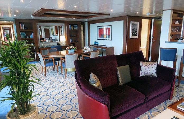 Zo kies je een hut of suite op een cruiseschip