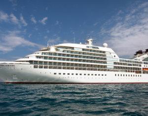 Maak een wereldreis met de Seabourn Sojourn © Seabourn Cruise Line