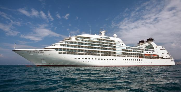 De Sojourn maakt vanaf eind 2019 vier keer een Seabourn cruise naar Cuba © Seabourn Cruise Line/Aviareps