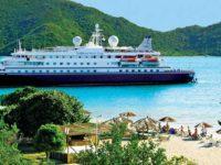 De SeaDream I en II varen naar bestemmingen over de hele wereld. ©  SeaDream Yacht Club