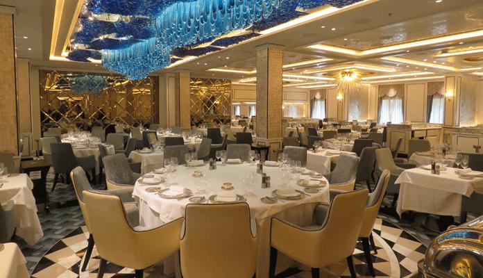 """Een kijkje in de keuken van de Seven Seas Explorer: """"Nee zeggen tegen een gast bestaat niet"""""""