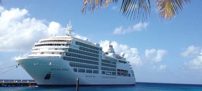 Silver Spirit van Silversea Cruises