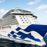 Kapitein en officieren Sky Princess van Princess Cruises bekend
