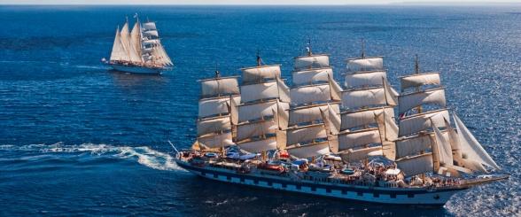 Cruisen door het Panamakanaal met de Star Flyer