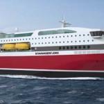Weer drie weken uitstel cruiseferry MS Stavangerfjord