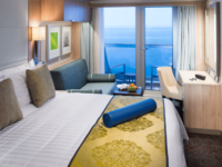Veranda-Spa-suite op de Nieuw Statendam © Holland America Line